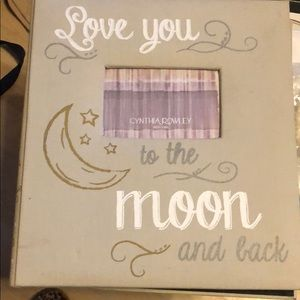 """New """" love you to the moon and back"""" photo album"""